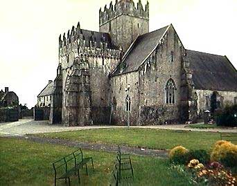 holycross abbey, tipperary ireland