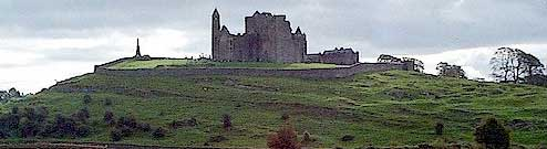rock of cashel tipperary ireland